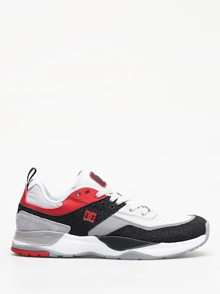 Boty DC E Tribeka (black/athletic red/battleship)