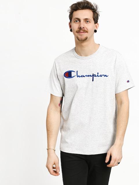 Tričko Champion Premium Reverse Weave Big Logo (loxgm)