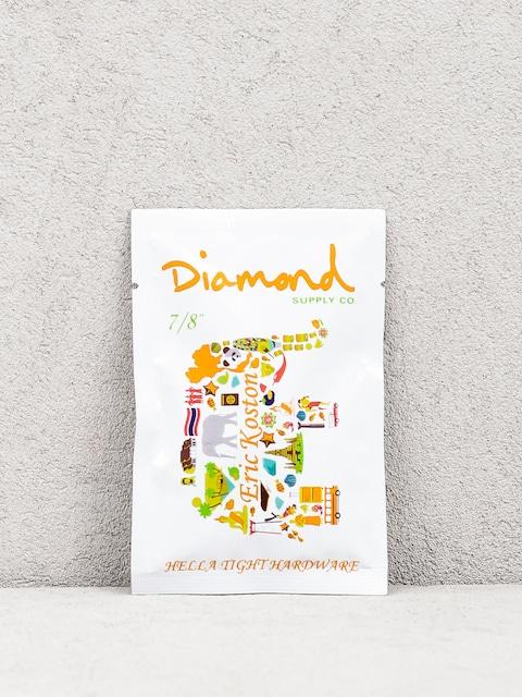Šroubky Diamond Supply Co. Eric Koston Pro Hrdwr 7/8