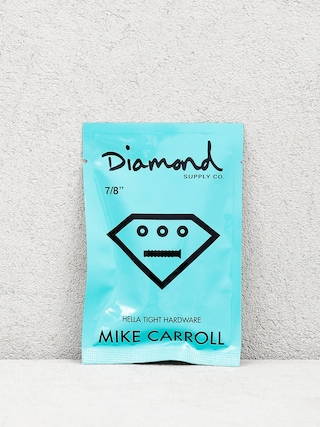 Šroubky Diamond Supply Co. Mike Carroll Pro Hrdwr 7/8 (diamond blue)