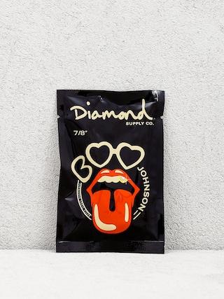Šroubky Diamond Supply Co. Boo Johnson Pro Hrdwr 7/8 (black)