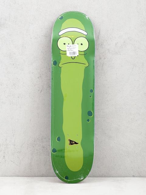 Deska Primitive Pickle Rick Team (green)