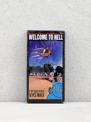 Vosk Toy Machine Vhs Wax (black)