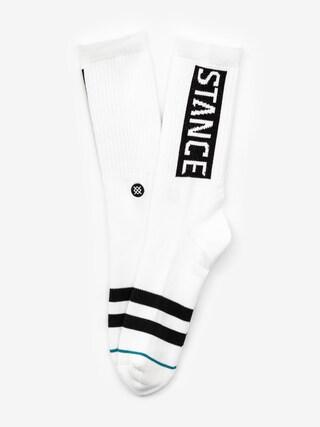 Ponožky Stance Og (white)