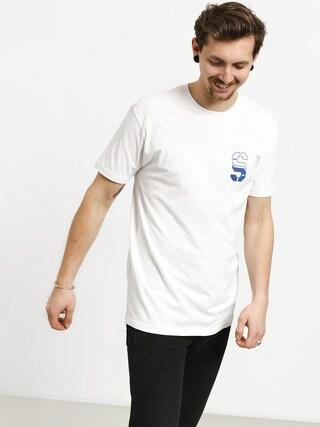 Tričko Supra Skate (white)