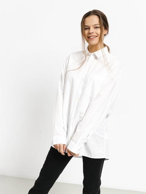 Košile Carhartt WIP Liv Wmn (white)