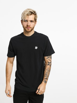 Tričko RVCA Stress (black)