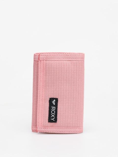 Peněženka Roxy Small Beach Solid Wmn (brandied apricot)