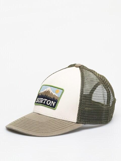 Kšiltovka  Burton Treehopper ZD (weeds)