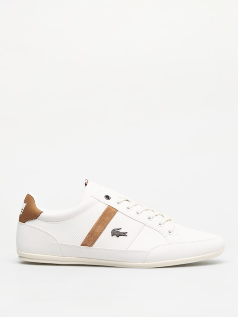 Boty Lacoste Chaymon 119 5 (off white/light brown)