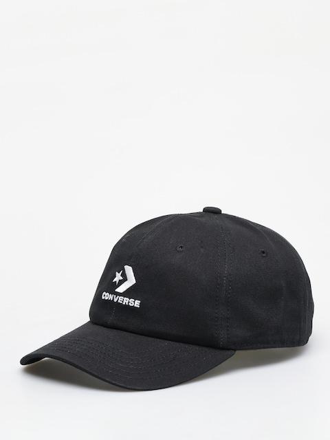 Kšiltovka  Converse Lock Up Baseball ZD (converse black/white)