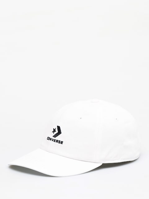 Kšiltovka  Converse Lock Up Baseball ZD (white/black)