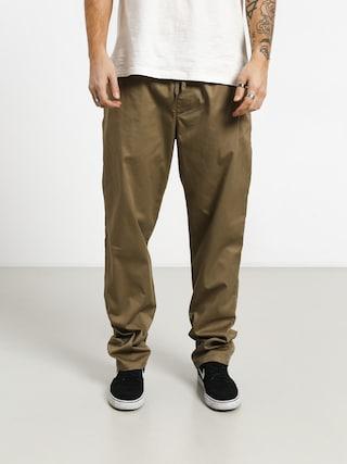 Kalhoty RVCA Weekend Elastic Pant (wood)