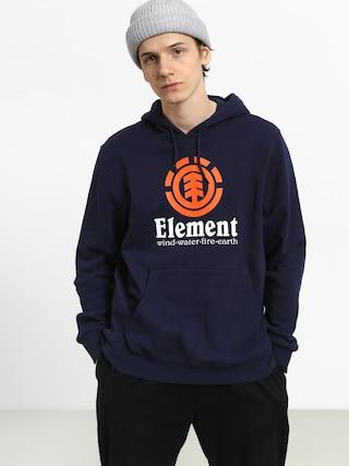 Mikina s kapucí Element Vertical FT HD (ink)