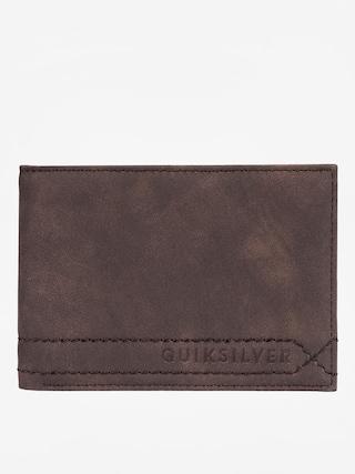 Penu011bu017eenka Quiksilver Stitchy (chocolate brown)