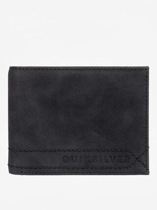 Peněženka Quiksilver Stitchy (black)