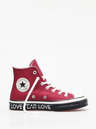 Tenisky Converse Chuck 70 Hi (rhubarb/egret/black)
