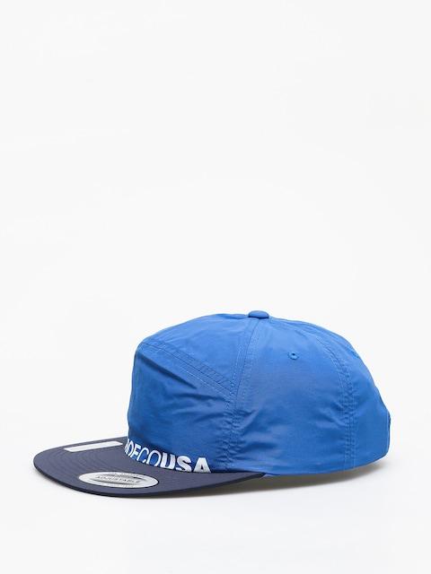 Kšiltovka  DC Crockeye (nautical blue/snow)