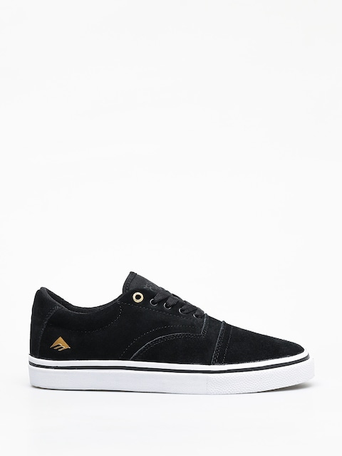 Boty Emerica Provider (black/white/gold)