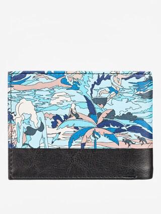 Peněženka Quiksilver Freshness (aqua splash)