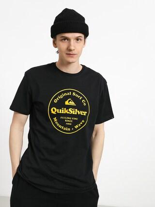 Tričko Quiksilver Secret Ingredient (black)