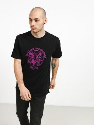 Tričko Turbokolor Bad Company (black)