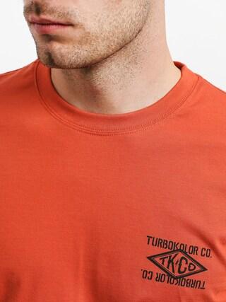 Tričko Turbokolor Light My Fire (orange)