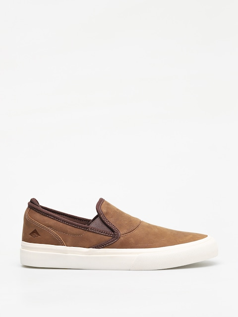 Boty Emerica Wino G6 Slip On (brown)