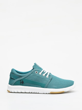Boty Etnies Scout (green/white/black)