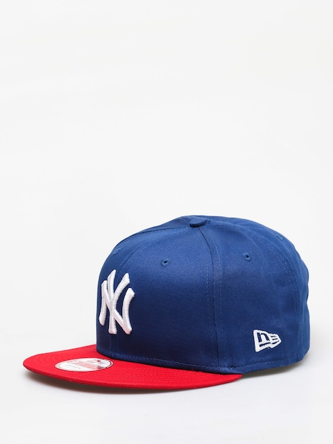 Kšiltovka  New Era Mlb Cotton Bl New York Yankees ZD (royal/red)