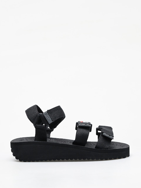 Sandaly Fila Tomaia Sandal Wmn Wmn (black)