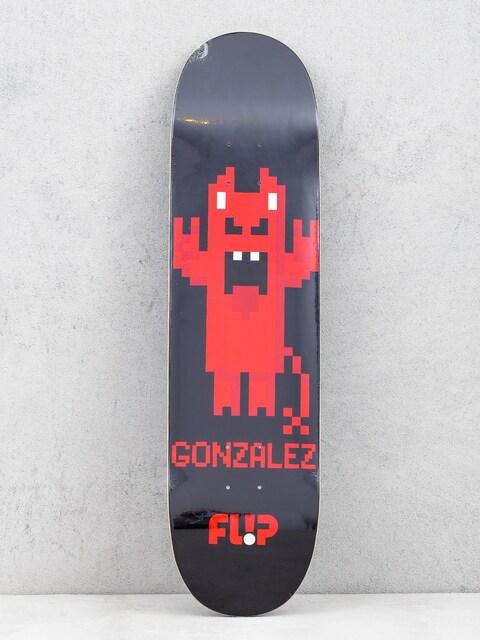 Deska Flip Gonzalez Sprite (black/red)