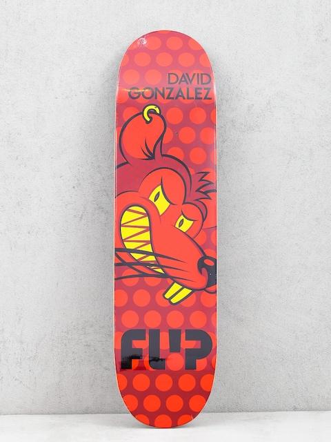Deska Flip Gonzalez Popdots (red)