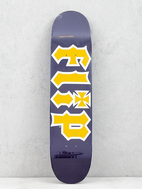 Deska Flip Team HKD (navy/yellow)