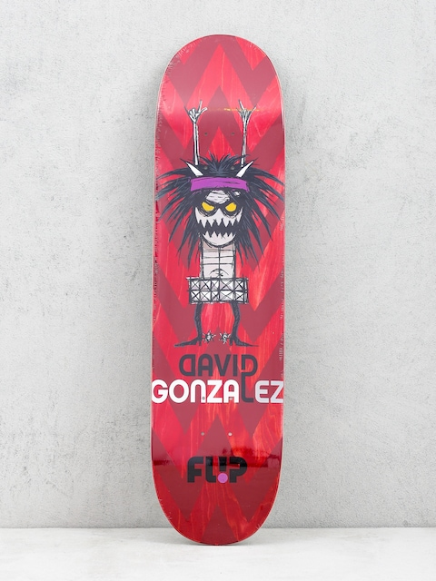 Deska Flip ZC2 Gonzalez (red)