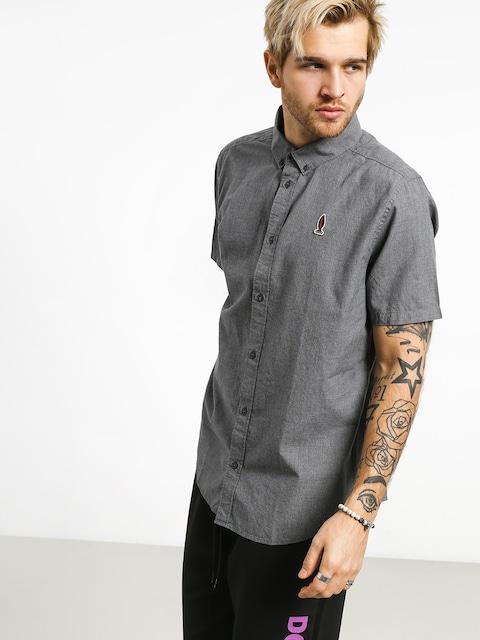Košile RVCA Anp Twist (black)