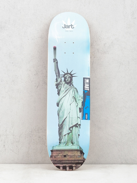 Deska Jart Weed Nation Liberty (light blue)