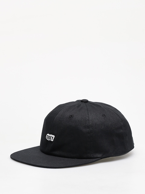 Kšiltovka  OBEY Sleeper 6 Panel Strapback ZD