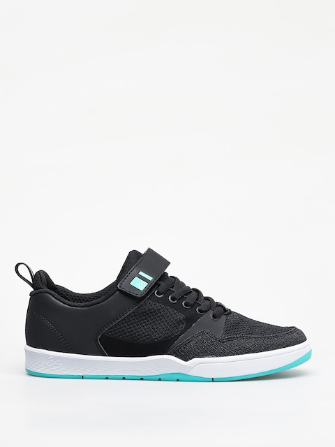 Boty Es Accel Plus Ever Stitch (black/teal)