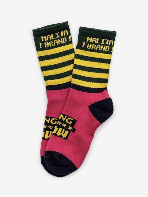 Ponožky Malita Wow