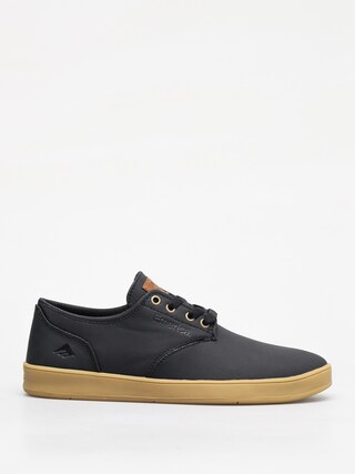 Boty Emerica The Romero Laced (black/gold)