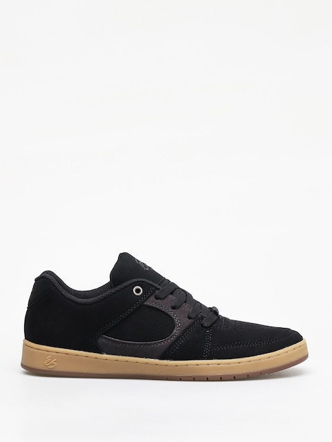 Boty Es Accel Slim (black/grey/gum)