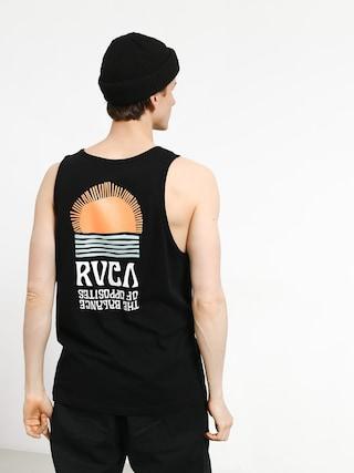 Tričko RVCA Daybreak (black)