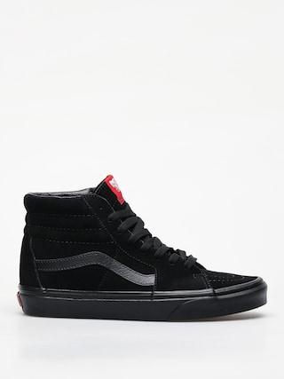 Boty Vans Sk8 Hi (black/black)