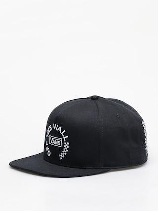 Kšiltovka  Vans Otw Distort Snapback ZD (black)