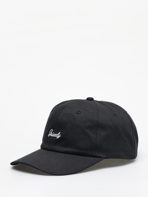 Kšiltovka  Grizzly Griptape Late To The Game Dad Hat ZD (black)