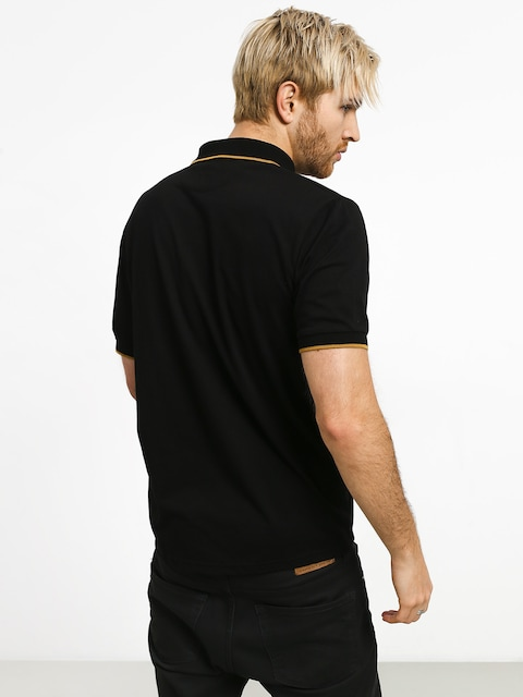 Polo tričko Brixton Guard (black)