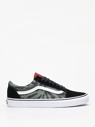 Boty Vans Old Skool (tie dye multi)