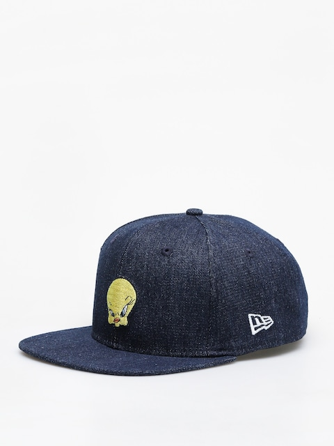 Kšiltovka  New Era 9Fifty Character Tweety Bird ZD (blue denim)