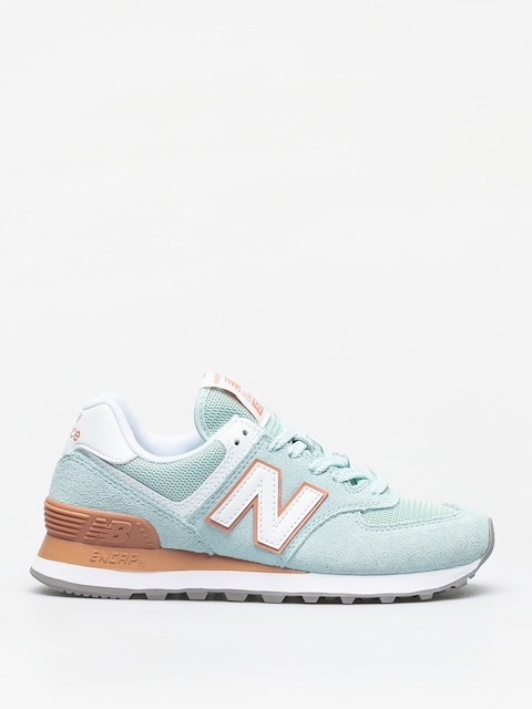 Boty New Balance 574 Wmn (white agave)